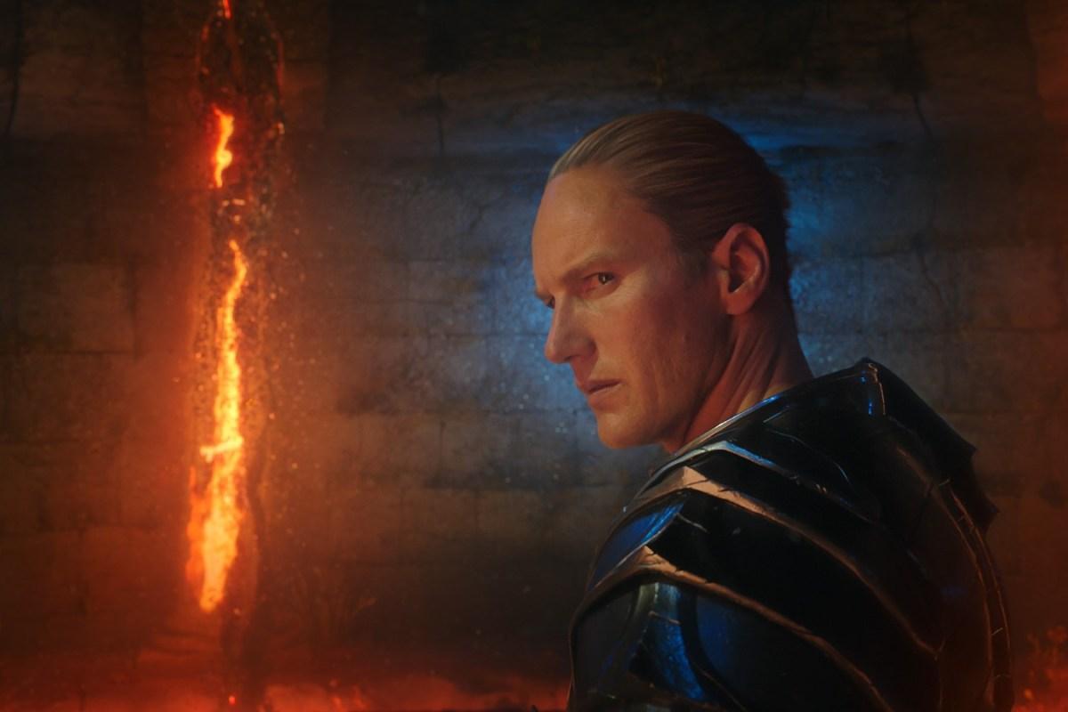 Patrick Wilson compara Aquaman con La Noche del Demonio y El Conjuro