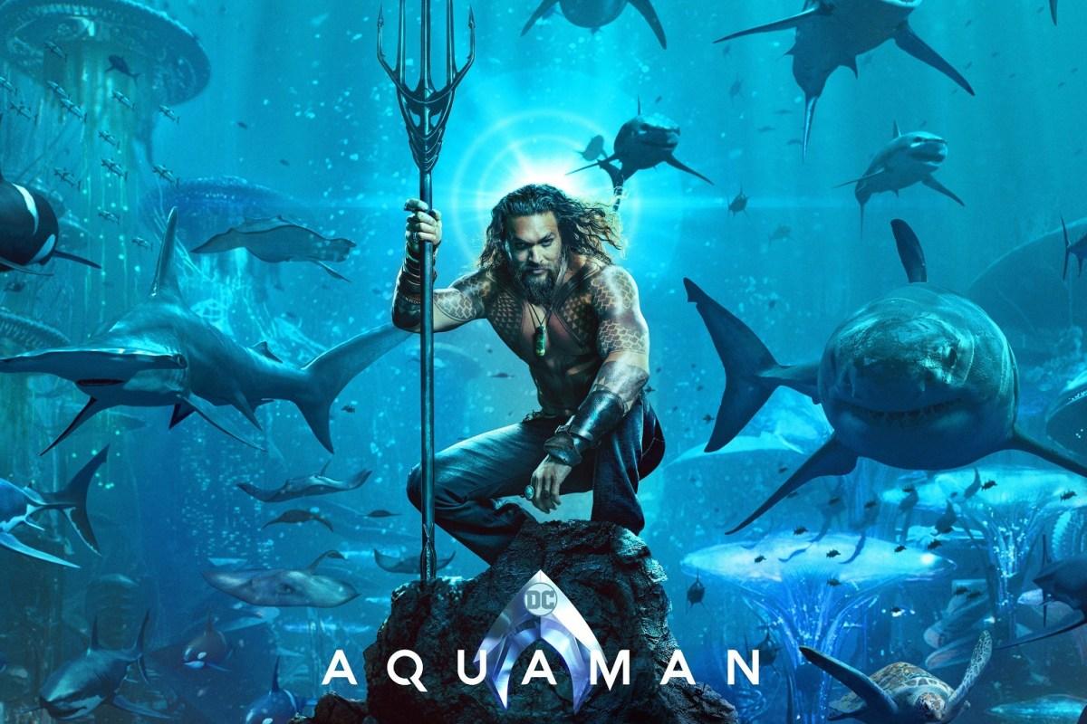 Aquaman 2 ya tiene fecha de estreno
