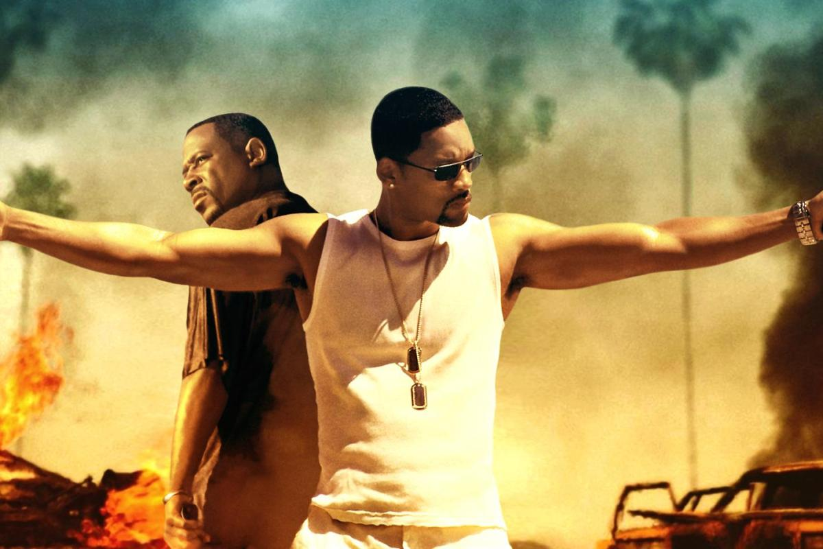 Will Smith y Martin Lawrence protagonizan imágenes desde el set de Bad Boys for Life