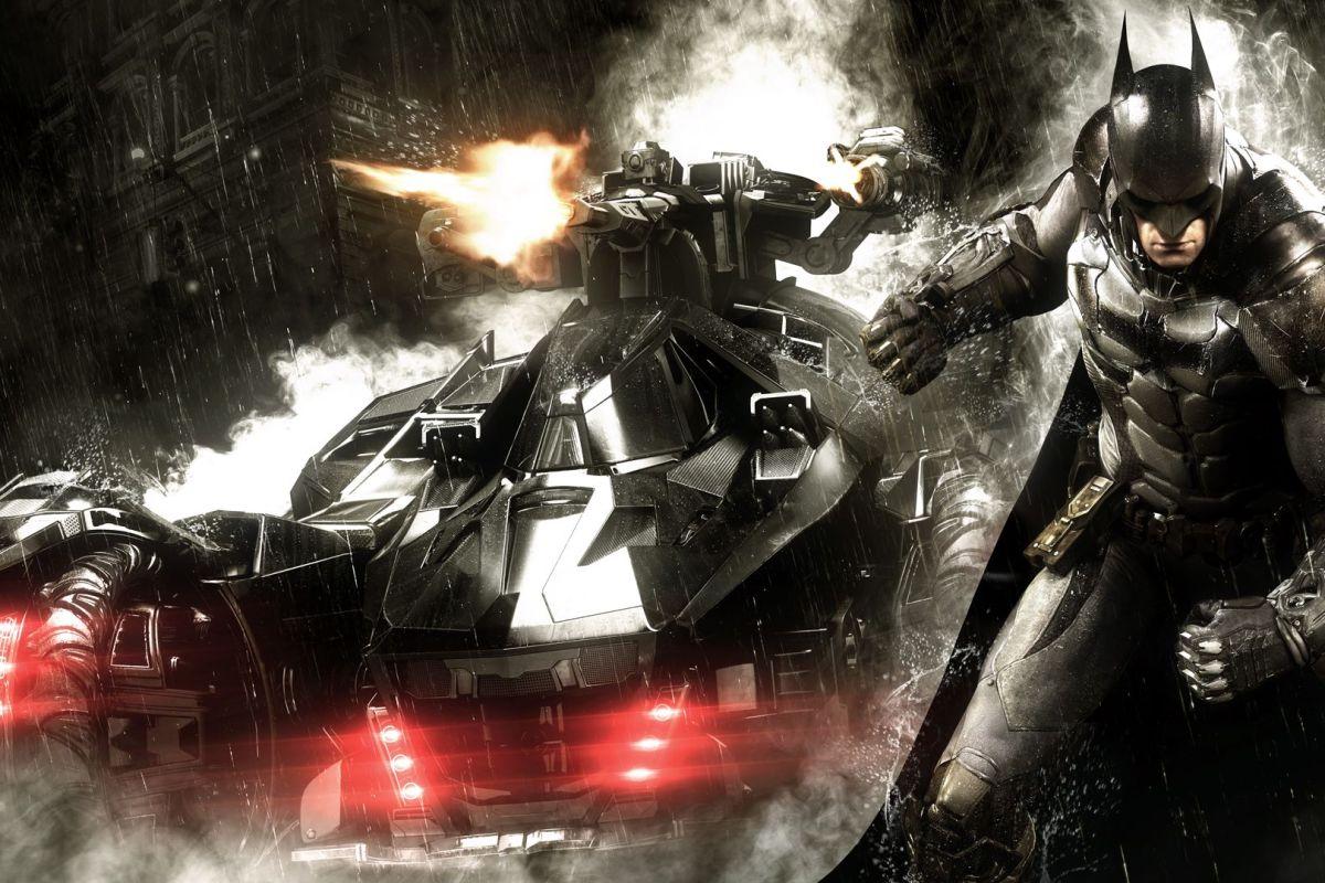 El nuevo juego de Batman podría revelarse pronto