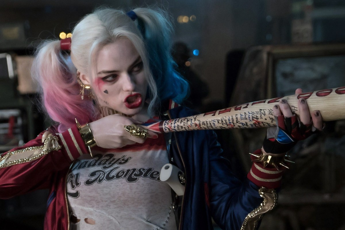 Margot Robbie revela el primer vistazo a Birds of Prey