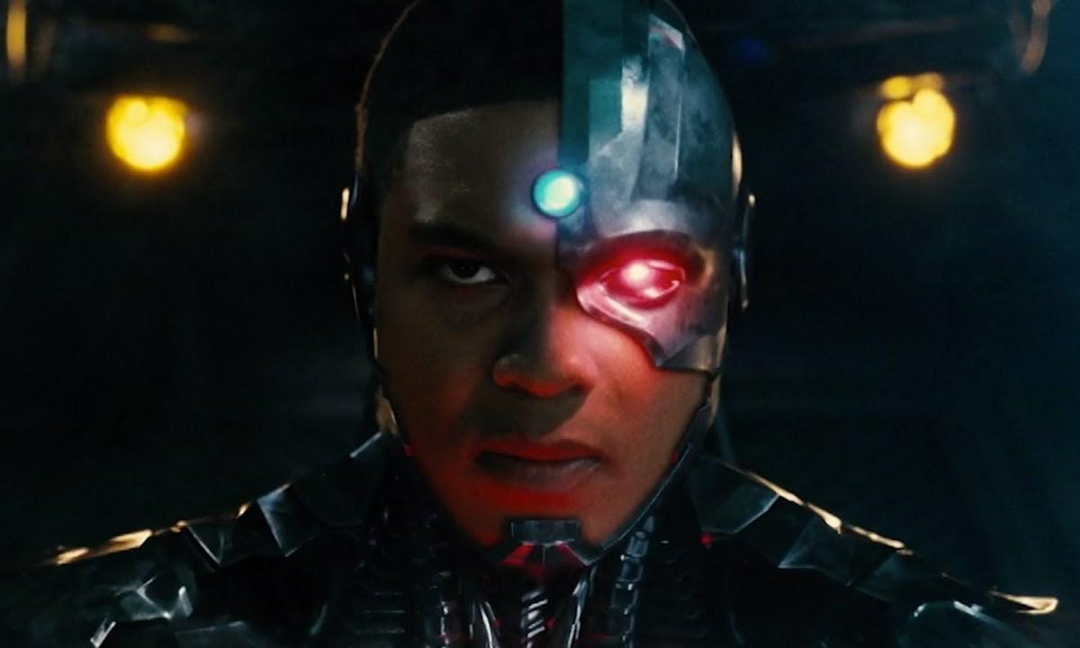 Cyborg podría sumarse a la película de The Flash