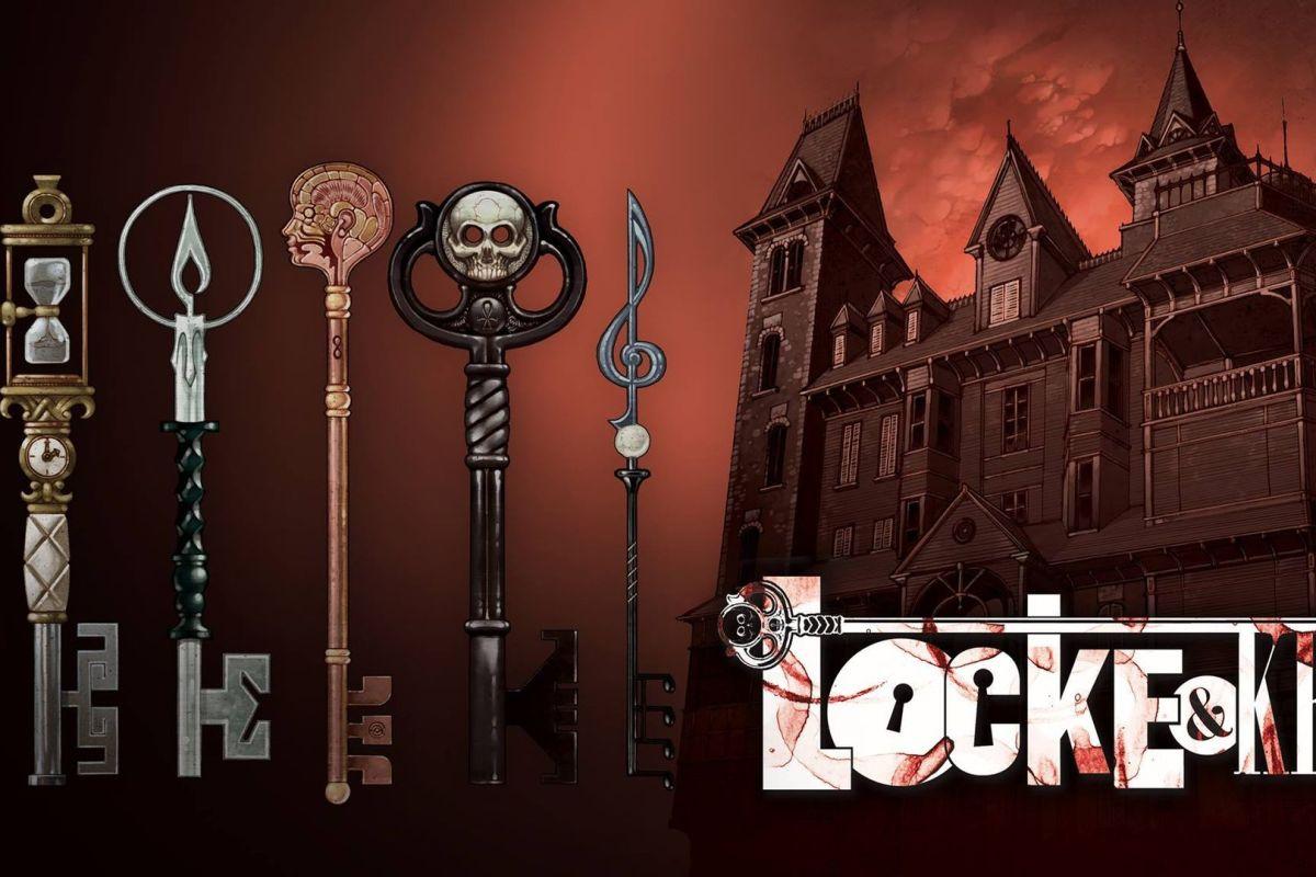 Locke & Key estrena su trailer completo