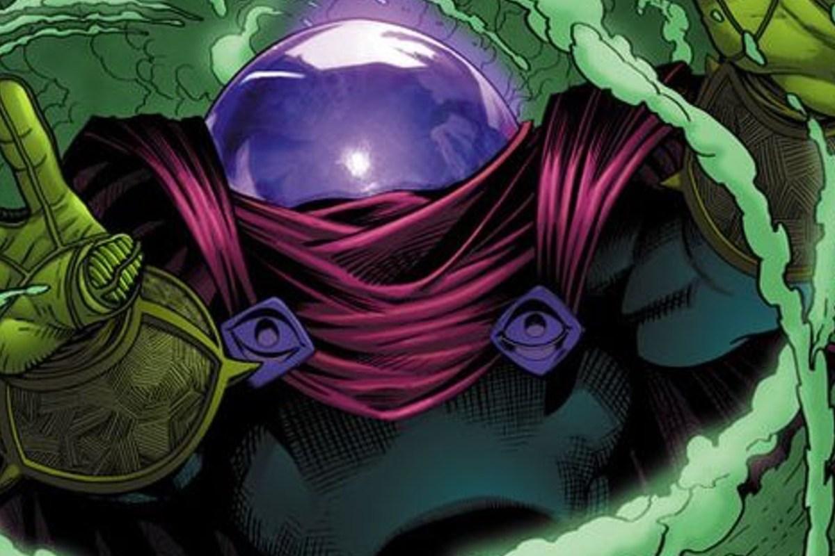 Jake Gyllenhaal revela por qué eligió convertirse en Mysterio
