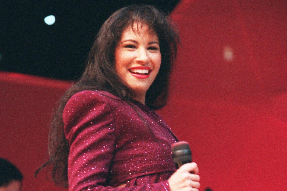 Netflix anuncia Selena: La Serie
