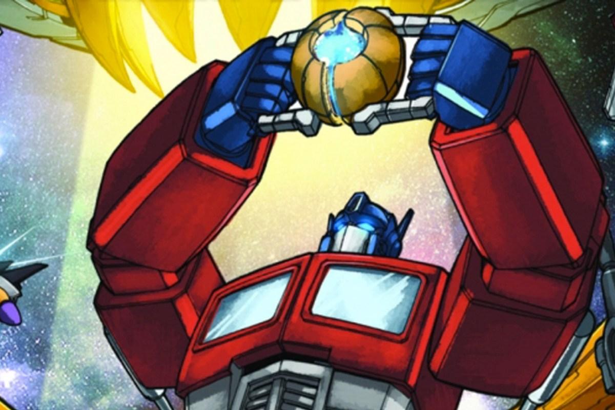 Transformers prepara una nueva película animada