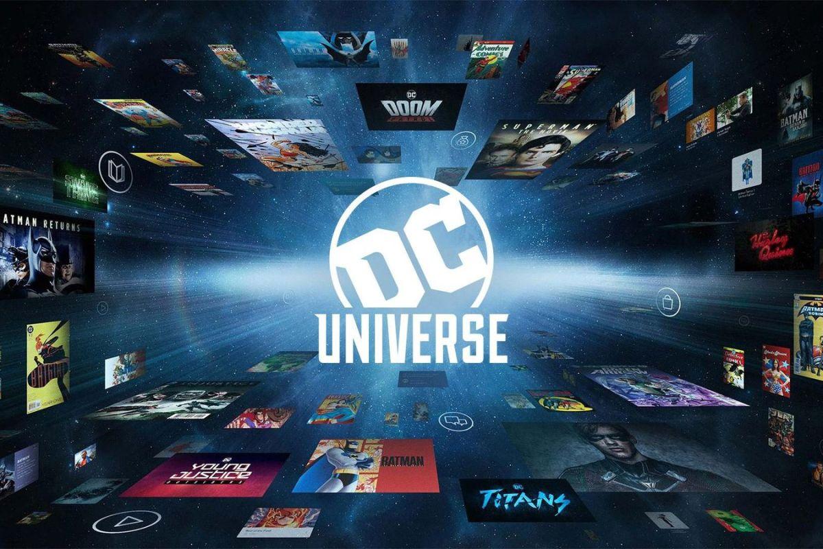 DC Universe presenta su contenido para el 2019