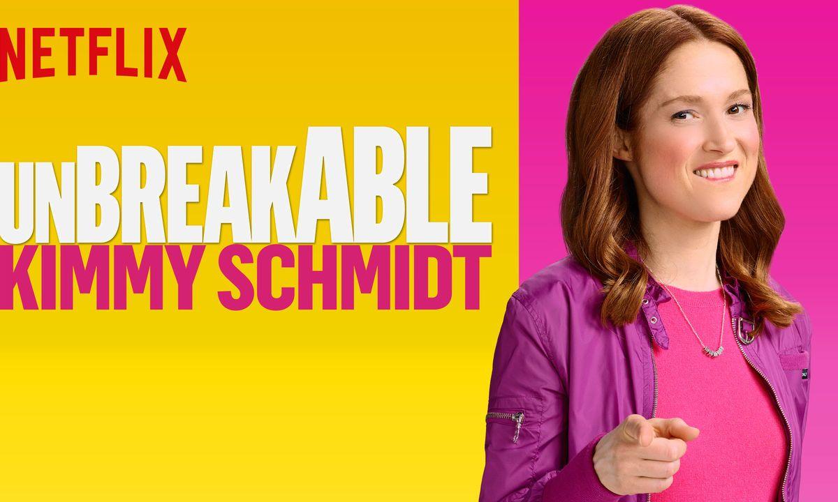 Netflix prepara un especial interactivo de Unbreakable Kimmy Schmidt