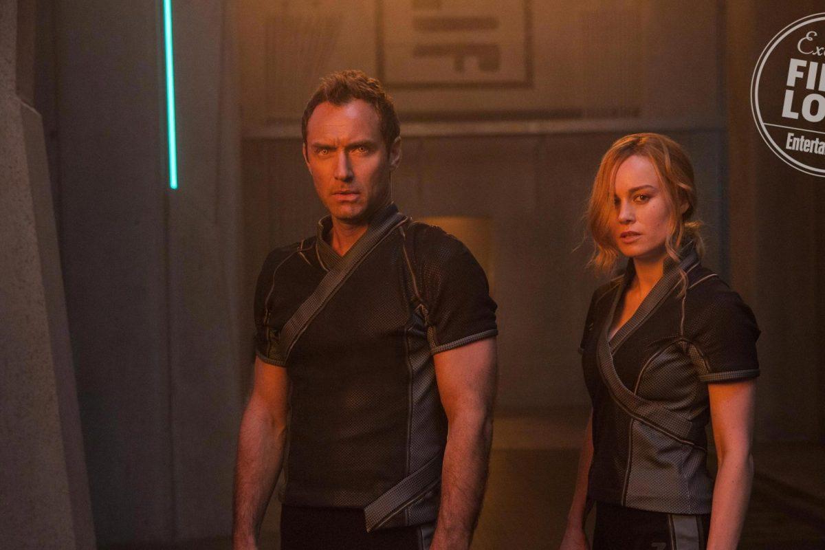 Capitana Marvel: El sitio de la película confirma el personaje de Jude Law