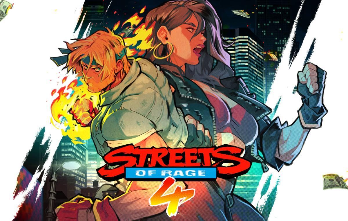 Streets of Rage 4 revela un nuevo personaje