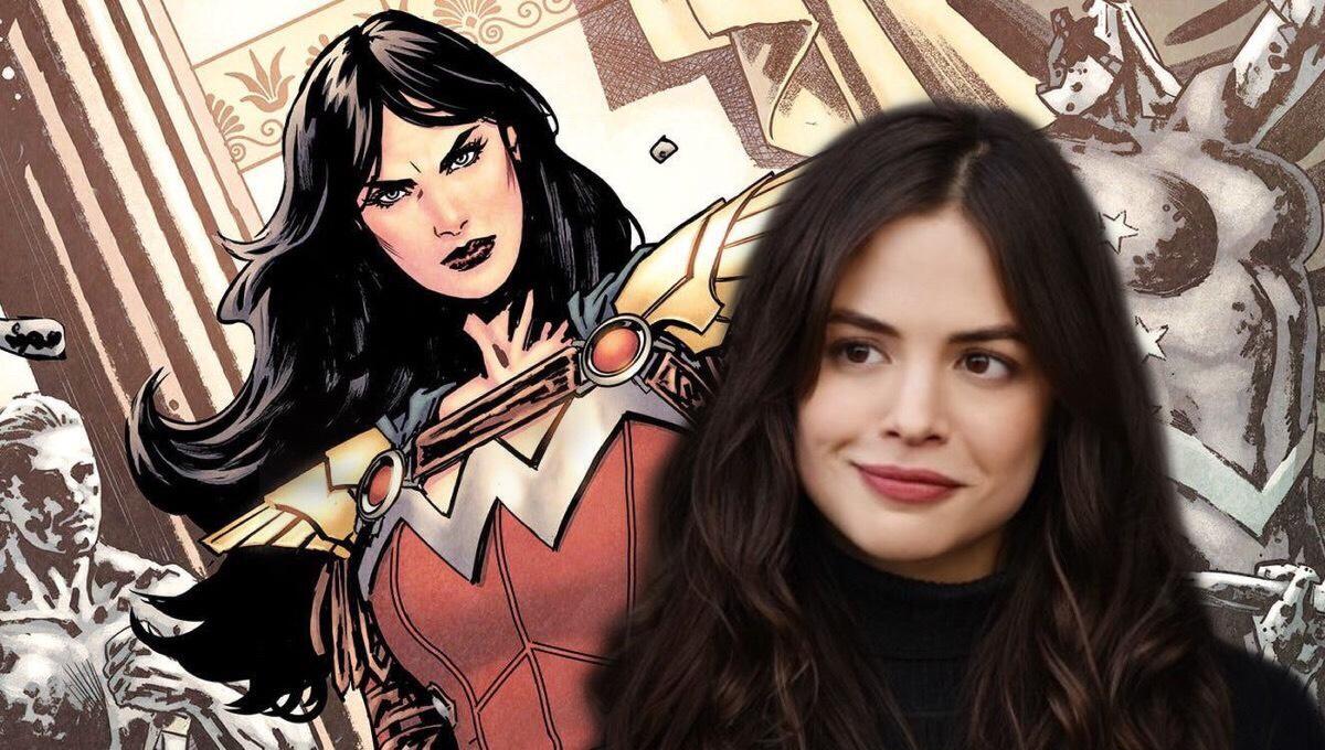 Titans: Primera imagen de Donna Troy luciendo el traje de Wonder Girl