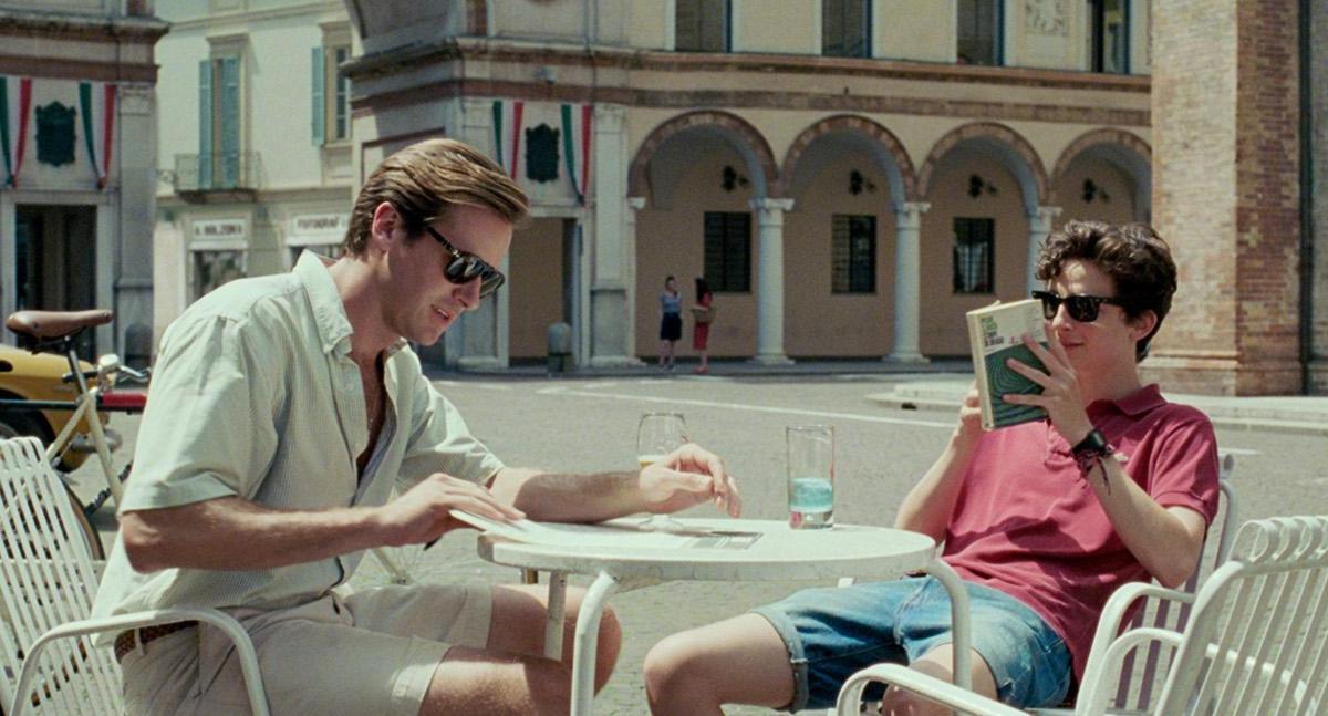 Call Me By Your Name: Luca Guadagnino narra la secuencia de inicio de la secuela