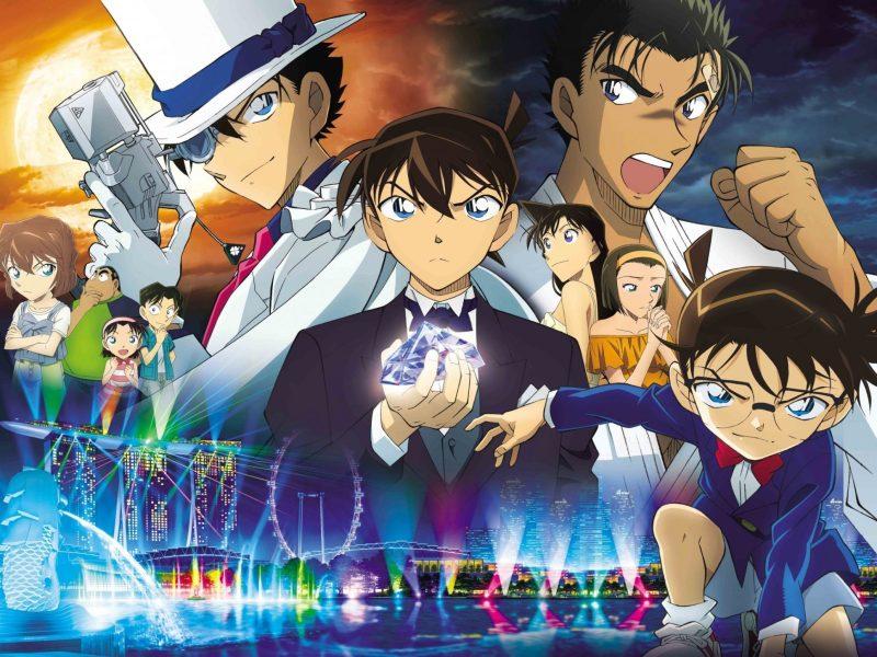 Detective Conan anuncia una nueva película para 2020