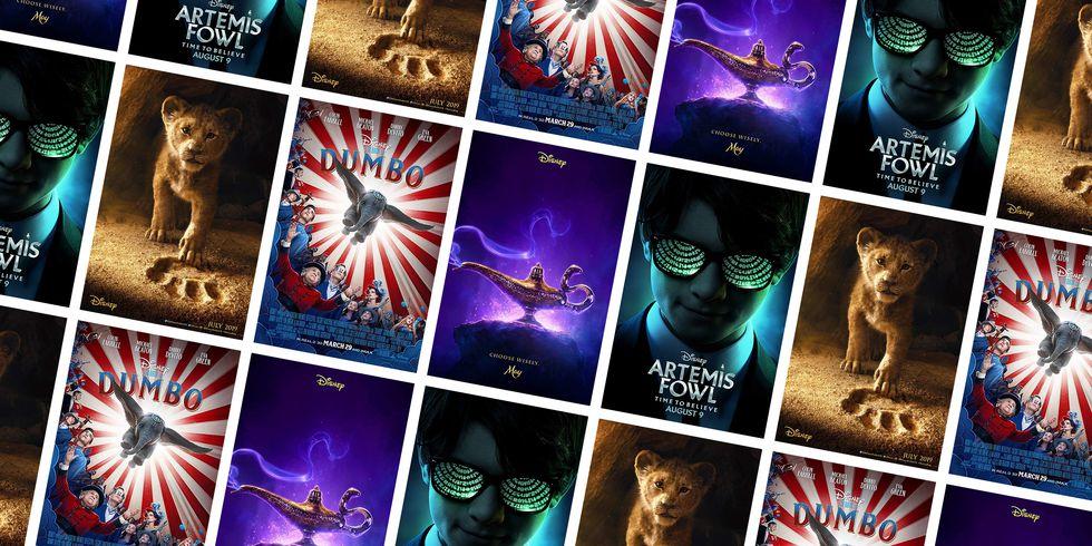 Disney hace un repaso de sus estrenos para el 2019
