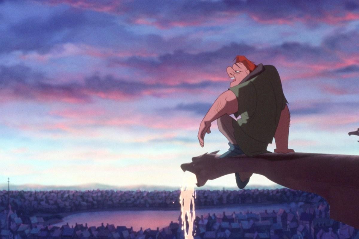 Disney está desarrollando un live-action de El Jorobado de Notre Dame