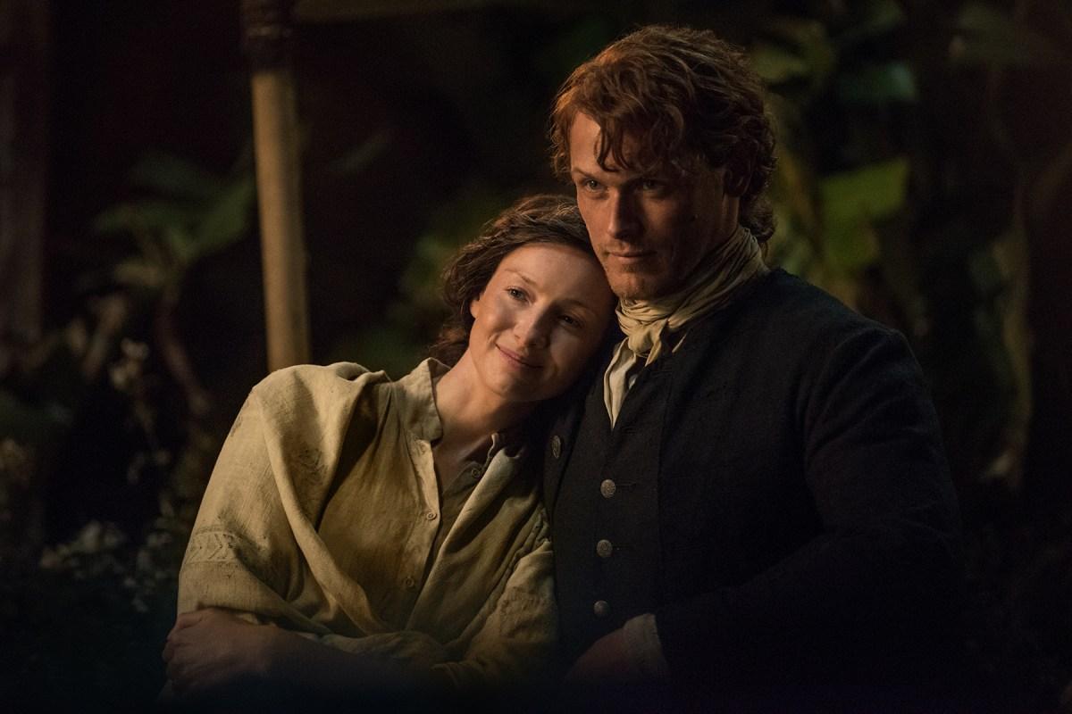 Outlander estrena el trailer de su quinta temporada