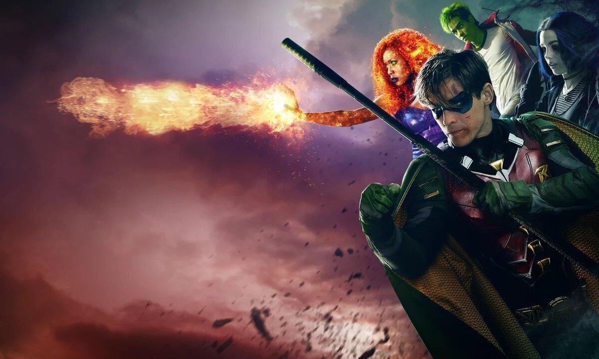 Titans estrena el trailer de su final de temporada
