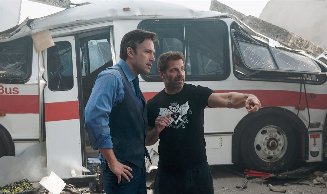 Zack Snyder se despide del Batman de Ben Affleck