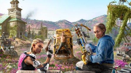 Far Cry: New Dawn y un apocalipsis a puro color