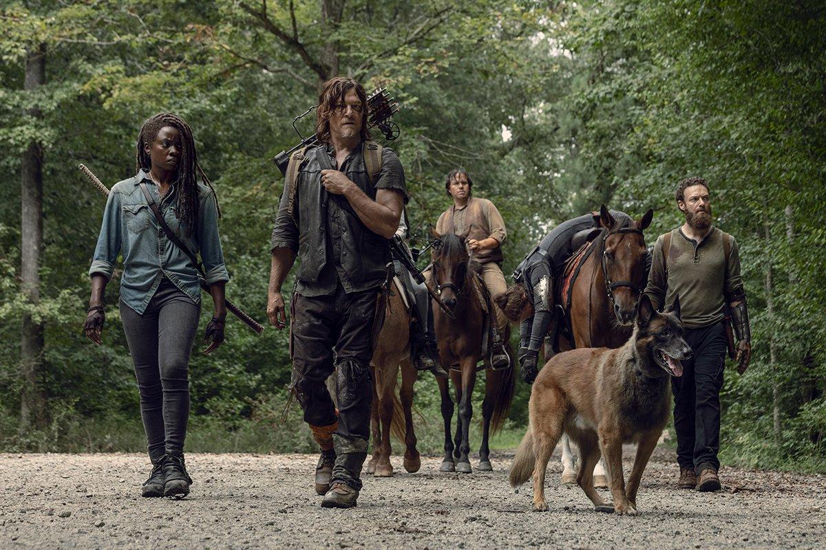 The Walking Dead perderá a otra de sus protagonistas