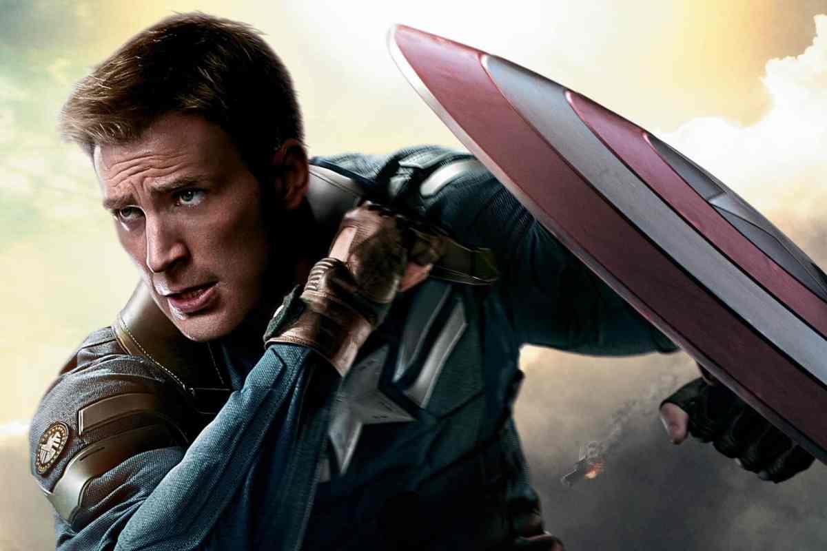 Chris Evans elige su escena favorita del Capitán América