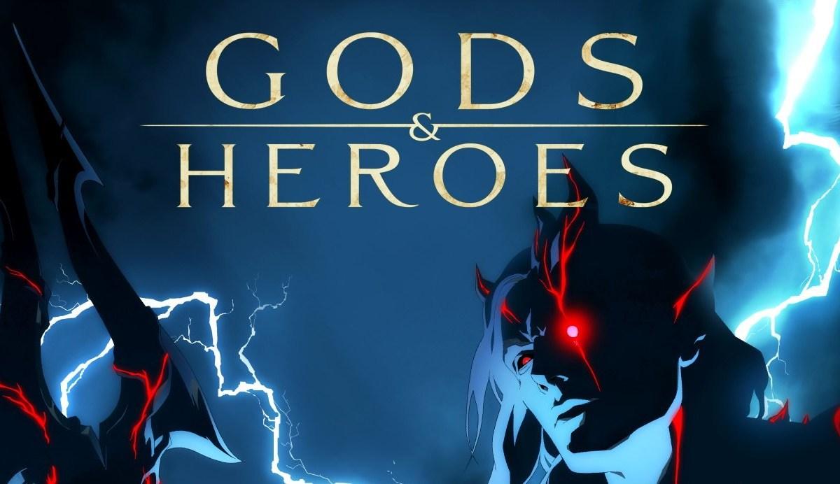 Netflix prepara un animé sobre mitología griega