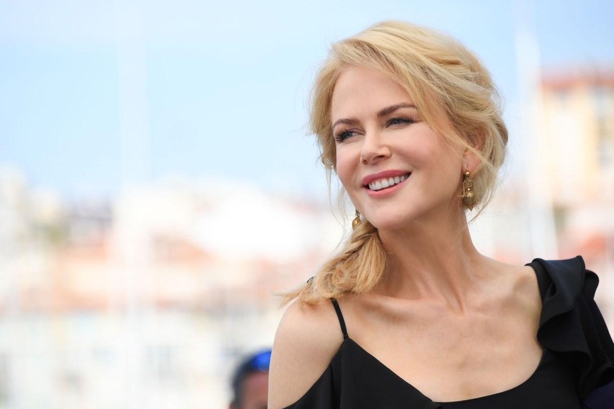 Nicole Kidman cerca de uno de los próximos live-actions de Disney