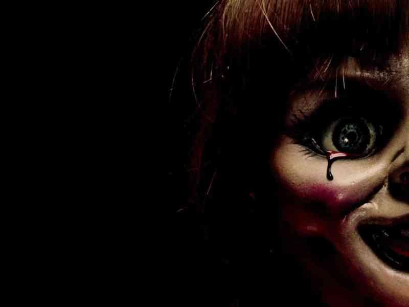 Annabelle protagoniza un corto de cuarentena