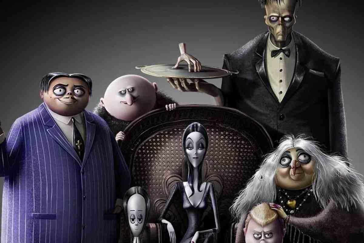 The Addams Family: Primer teaser trailer