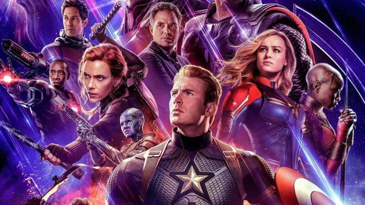 Chris Pratt comparte un video «ilegal» desde el set de Avengers: Endgame