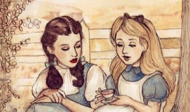 Netflix prepara un crossover entre Alicia en el País de las Maravillas y El Mago de Oz
