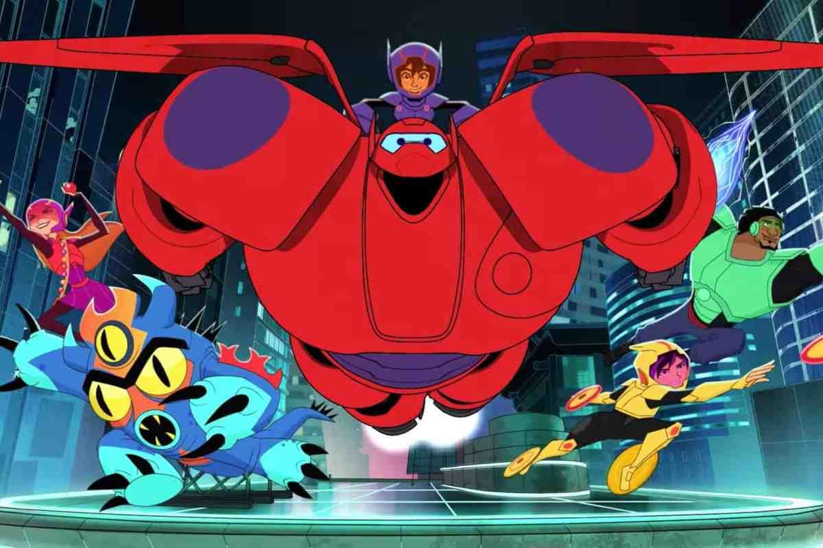 Big Hero 6: La serie confirma su tercera temporada