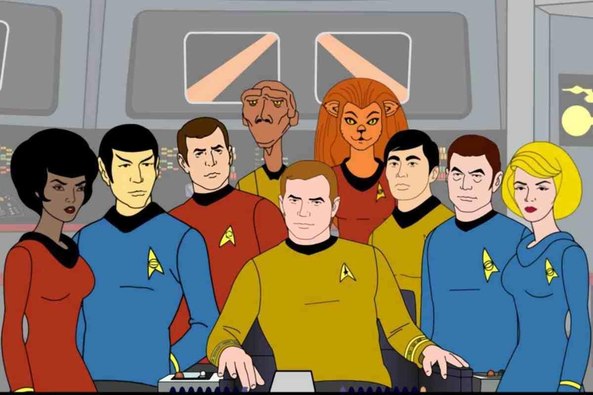 Star Trek: Nickelodeon prepara una nueva serie animada