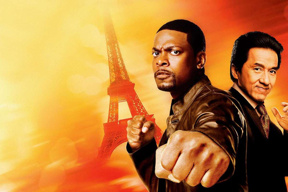 Jackie Chan y Chris Tucker anticipan Rush Hour 4