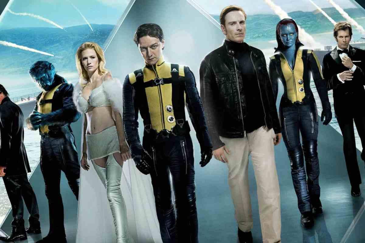Mark Strong iba a ser el villano en X-Men: First Class