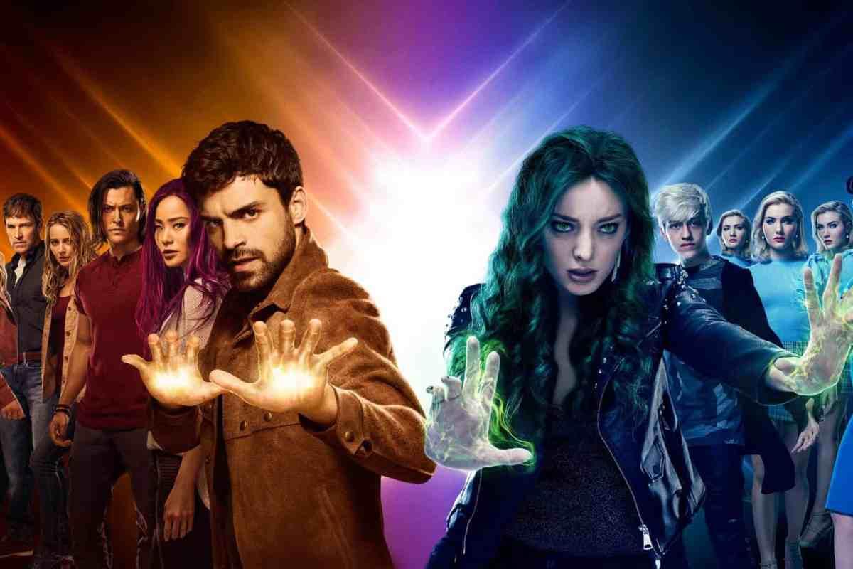 The Gifted cancelada después de 2 temporadas