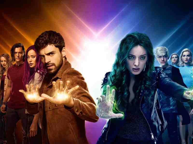 The Gifted cancelada después de 2 temporadas