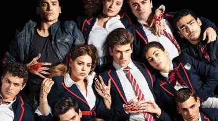 Élite ya tiene fecha de estreno para su segunda temporada