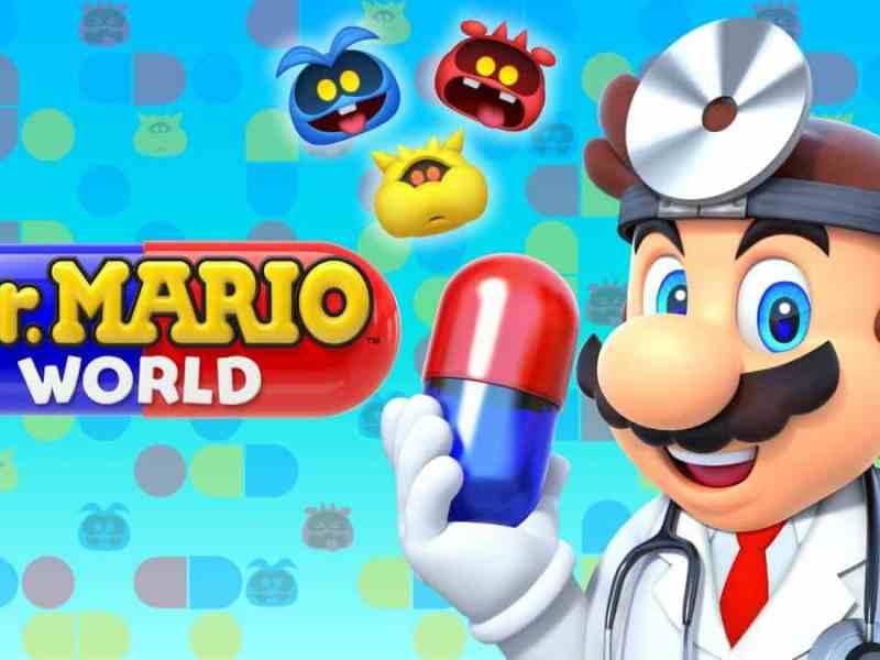 Dr. Mario World estrena un nuevo trailer