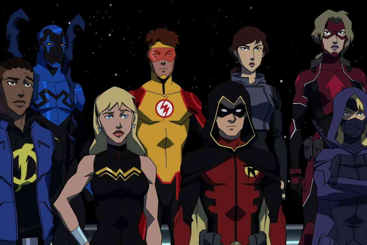 Young Justice: Outsiders estrena el trailer de su regreso