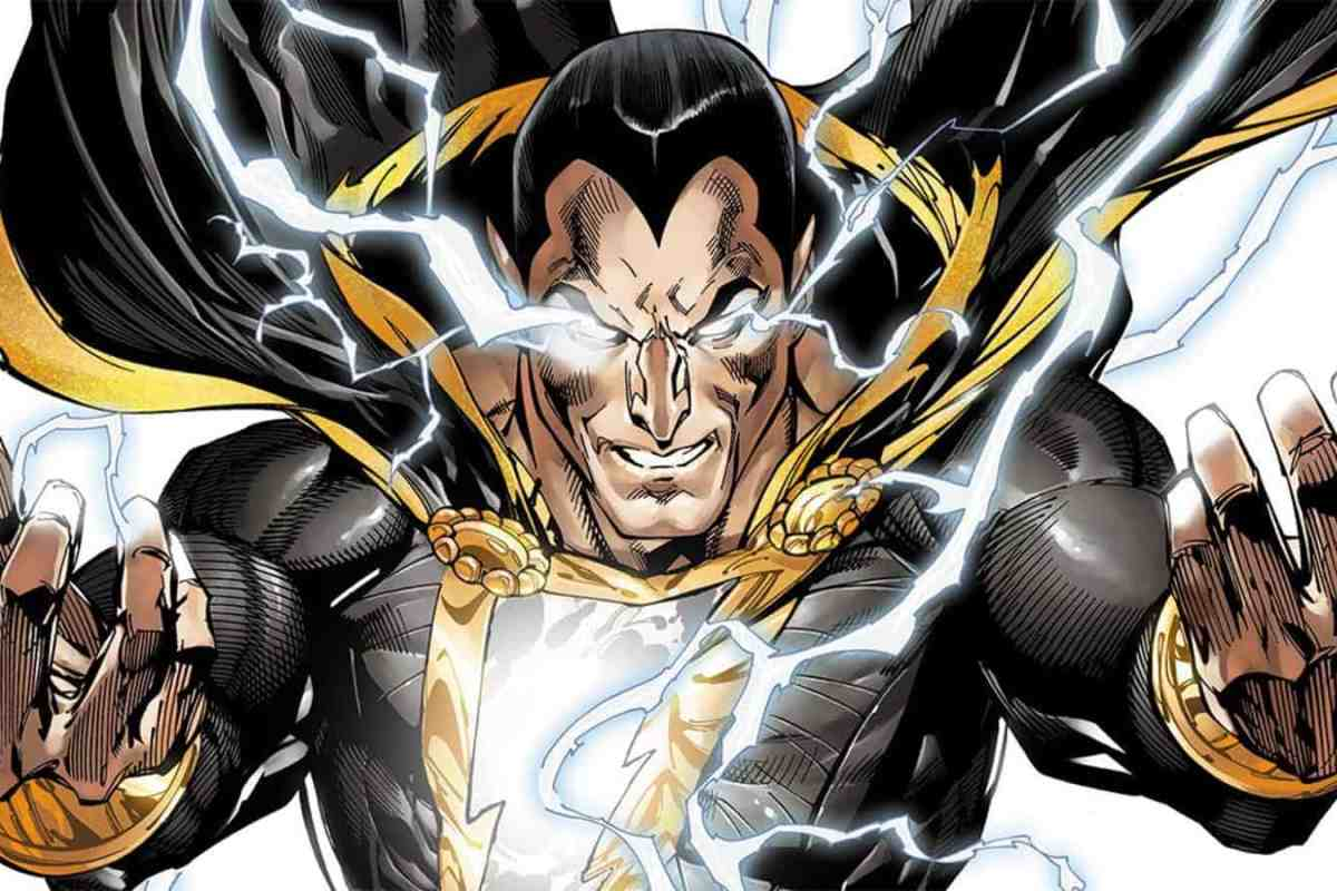 Dwayne Johnson anticipa varios personajes en Black Adam
