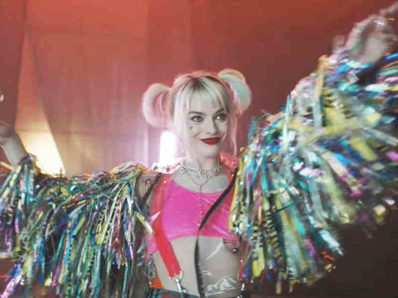 Nuevo vistazo al look de Margot Robbie en Birds of Prey