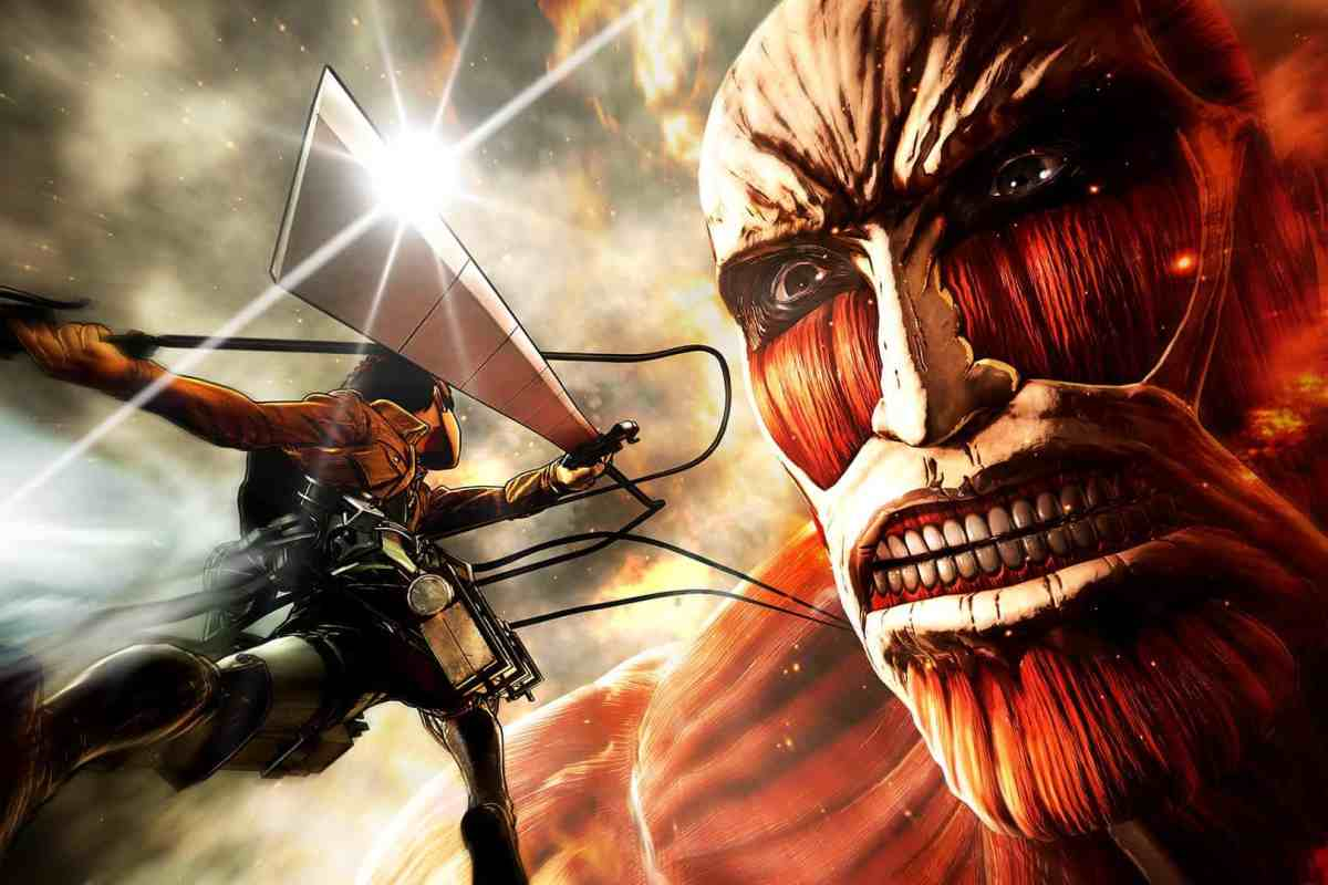 Attack on Titan prepara su temporada final para 2020