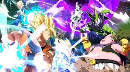 Dragon Ball FighterZ revela su tercer FighterZ Pass
