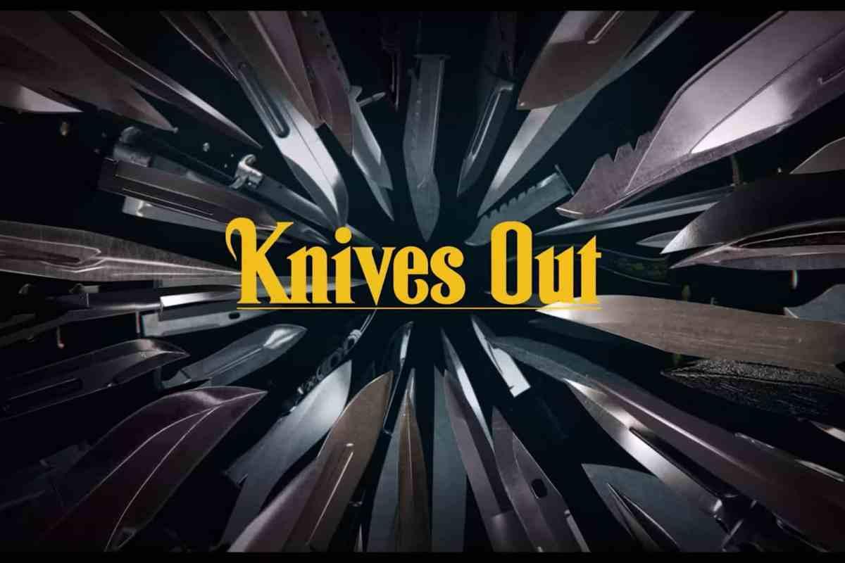 Entre Navajas y Secretos (Knives Out) estrena sus posters individuales