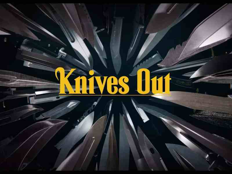 Entre Navajas y Secretos (Knives Out) estrena sus posters individuales