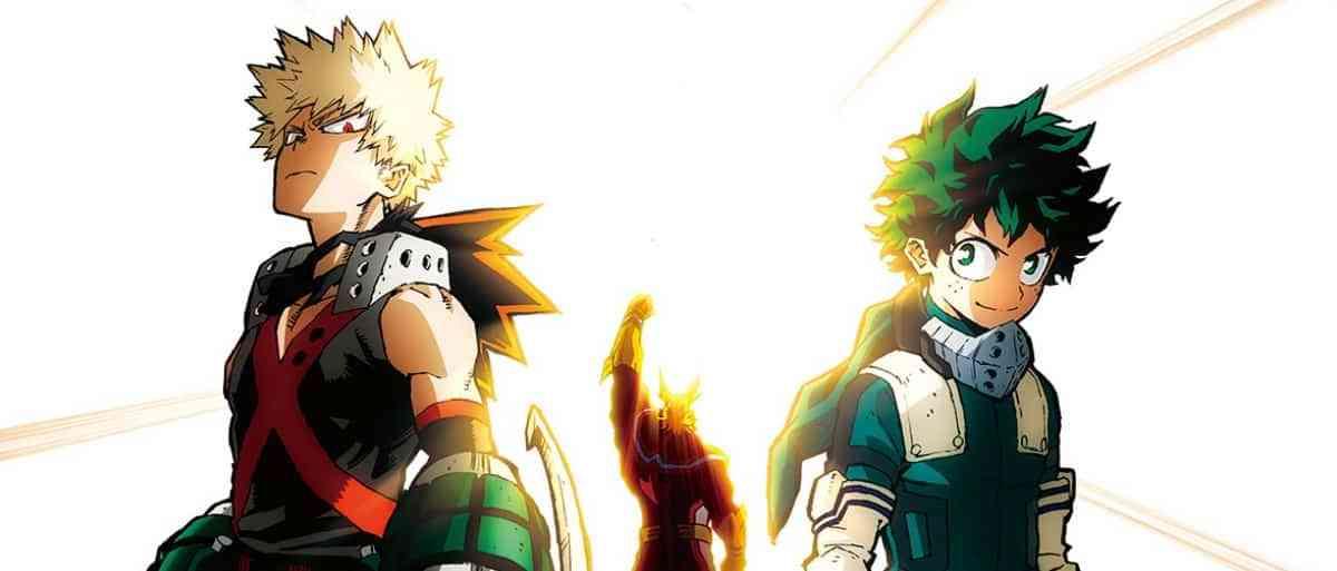 My Hero Academia estrena nuevo adelanto de su próxima película