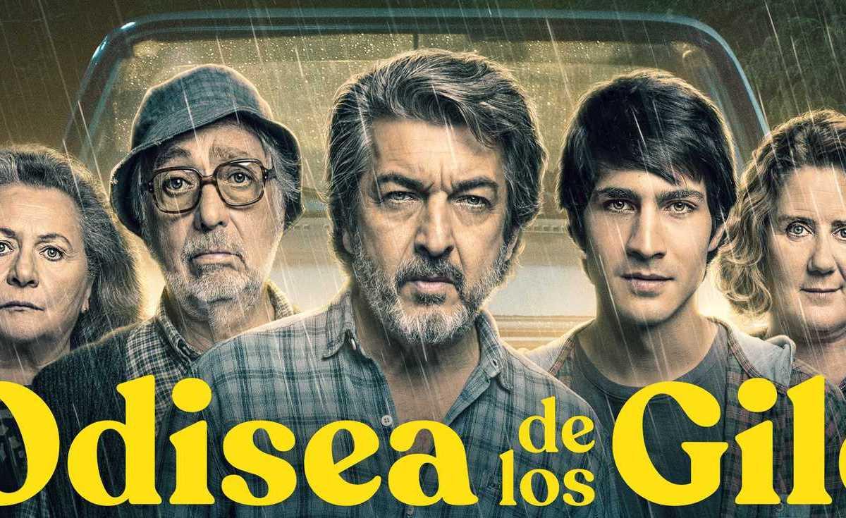 Ganadores Avant Premiere: La Odisea de los Giles