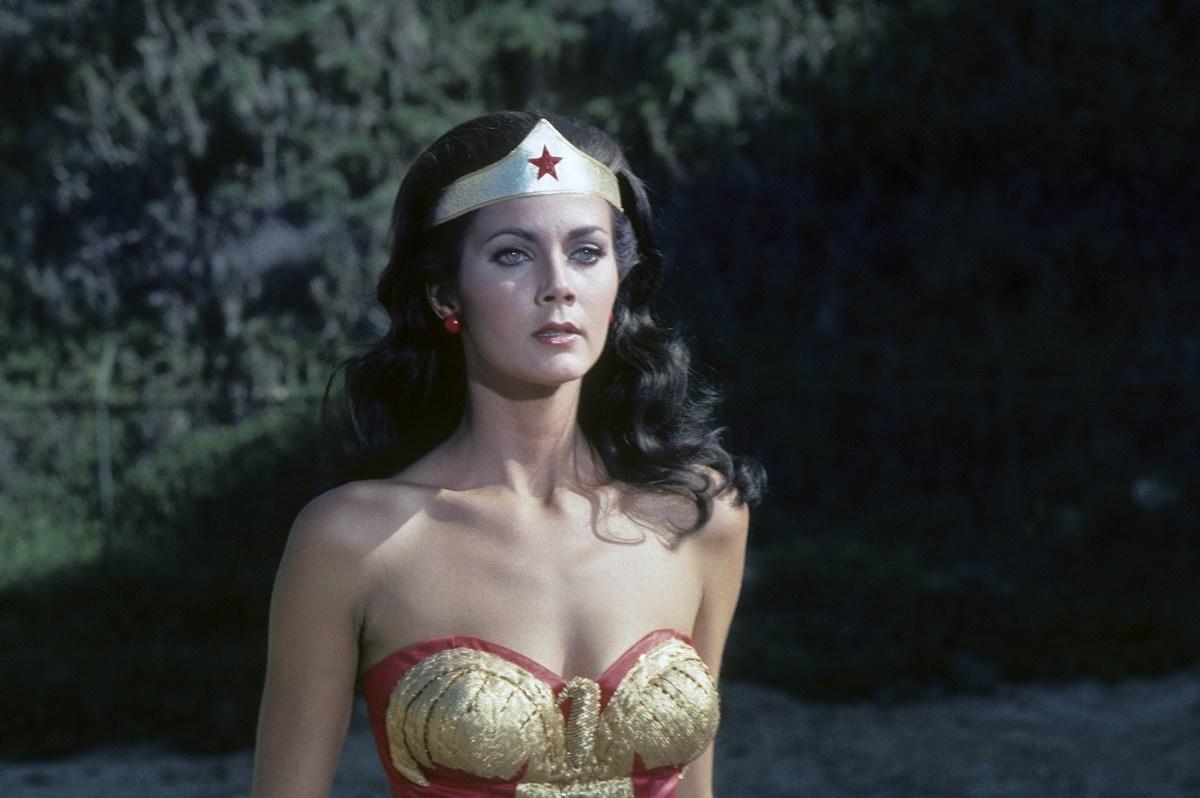 Lynda Carter podría volver a ser Wonder Woman
