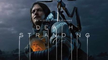 Death Stranding estrena su trailer de lanzamiento